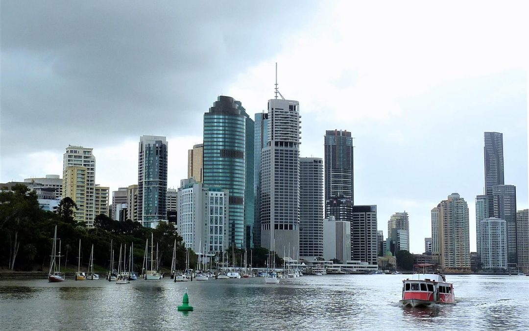 Ed – Working in Brisbane CBD